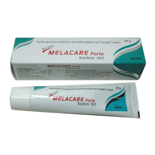 Melacare Forte-  Kem bôi trị nám và tàn nhang 20gr