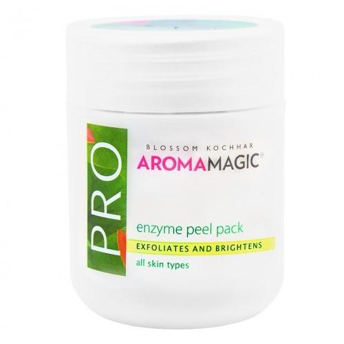 Mặt nạ AHA men trái cây Enzyme Peel Pack Aroma Magic (hộp nguyên)