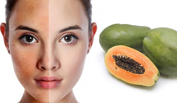 PAPAYA ENZYME LOTION Aura Vedic