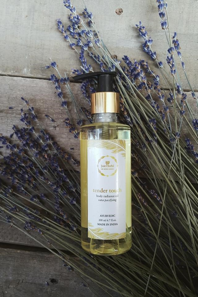 Oil dưỡng thể Tender Touch Body Radiance Oil