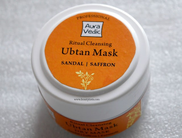 Mặt nạ trị mụn Ubtan Dry Mask 60gr