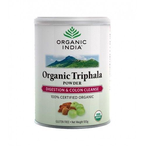 Bột uống Triphala - detox ruột hỗ trợ tiêu hóa giúp ăn ngon